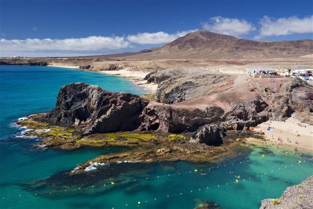 جزیره لانزاروت