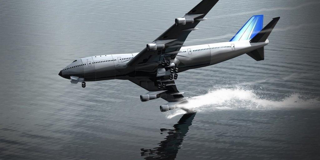 فرود اضطراری هواپیما یا سقوط؟