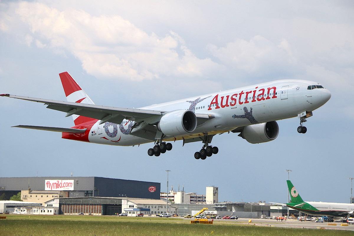 خطوط هوایی اتریش