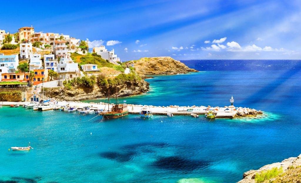 جزیره کرت در یونان