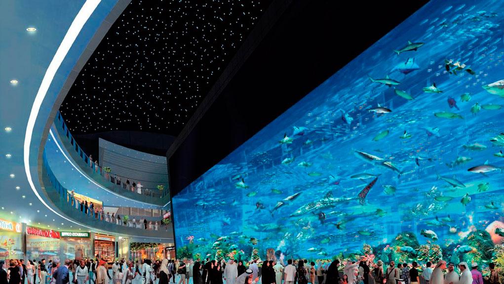 مراکز خرید دوبی