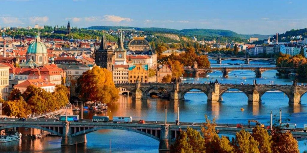 شهر پراگ در جمهوری چک