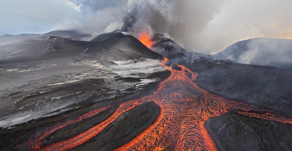 فعالیت آتشفشانی در ژئوتوریسم