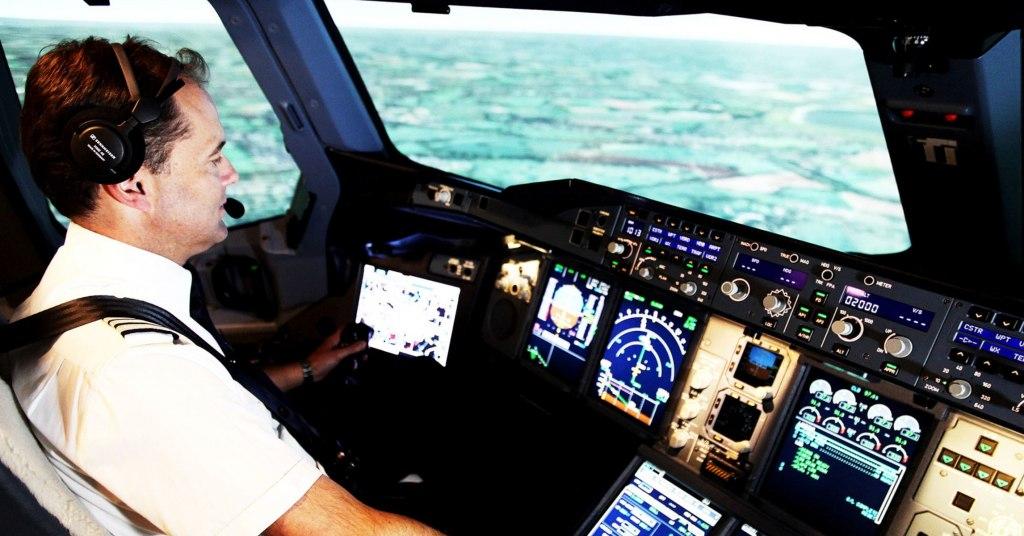 شغل خلبانی