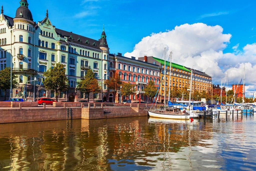 هلسینکی در فنلاند