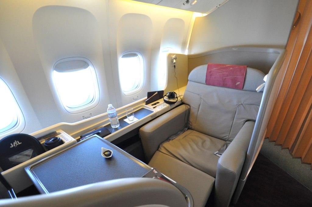 خطوط هوایی ژاپن - اسکای سوییت 777