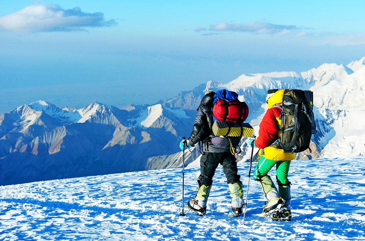 کوه های غیر قابل فتح جهان