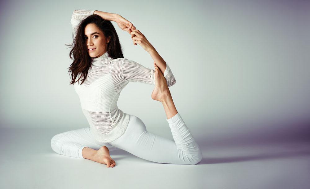 ورزش یوگا در خانواده سلطنتی انگلستان