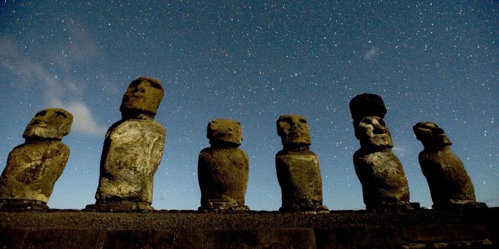 راپا نوئی یا جزیره ایستر، شیلی