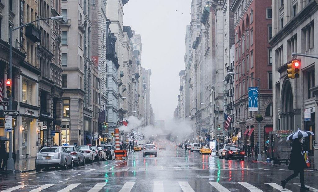 نیویورک در ایالات متحده آمریکا