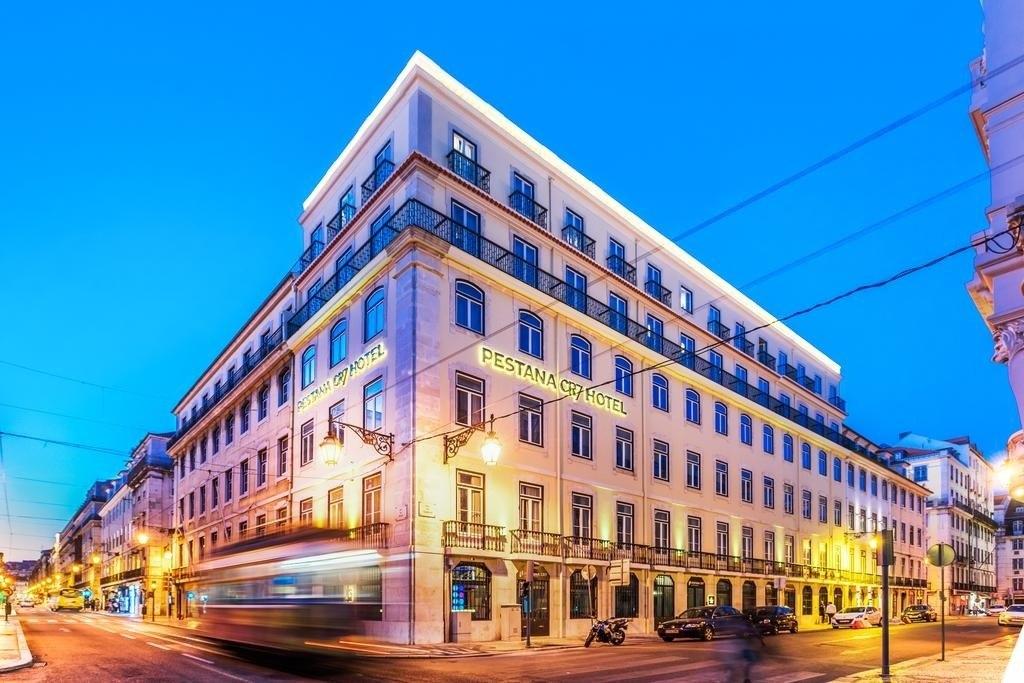 هتل Pestana CR7 Lisboa در پرتغال