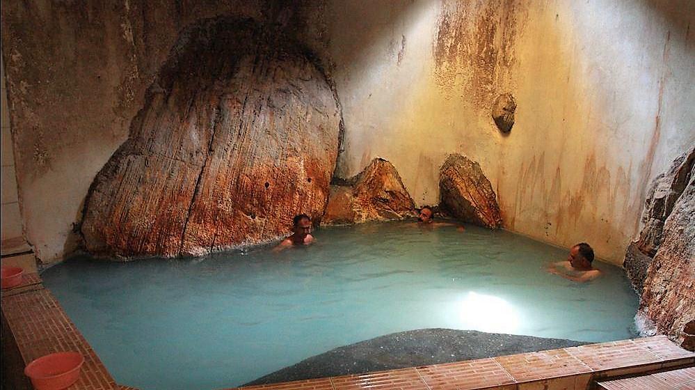 آب گرم در فردوس استان خراسان جنوبی