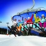 در فصل تابستان اسکی کنید !