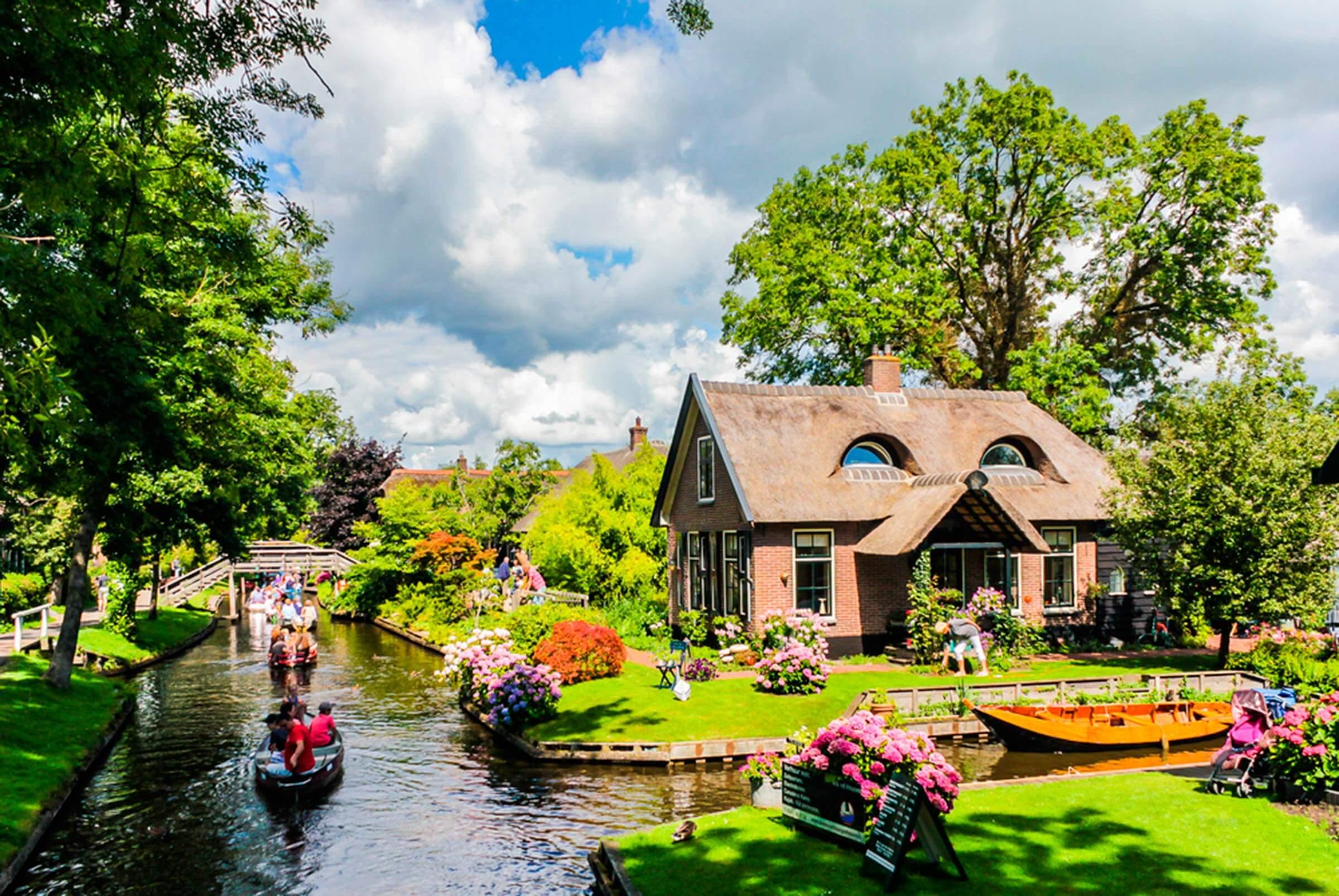 روستاهای عجیب دنیا