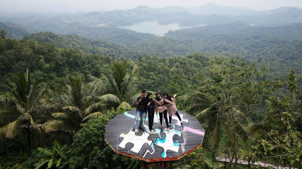 توریست در اندونزی