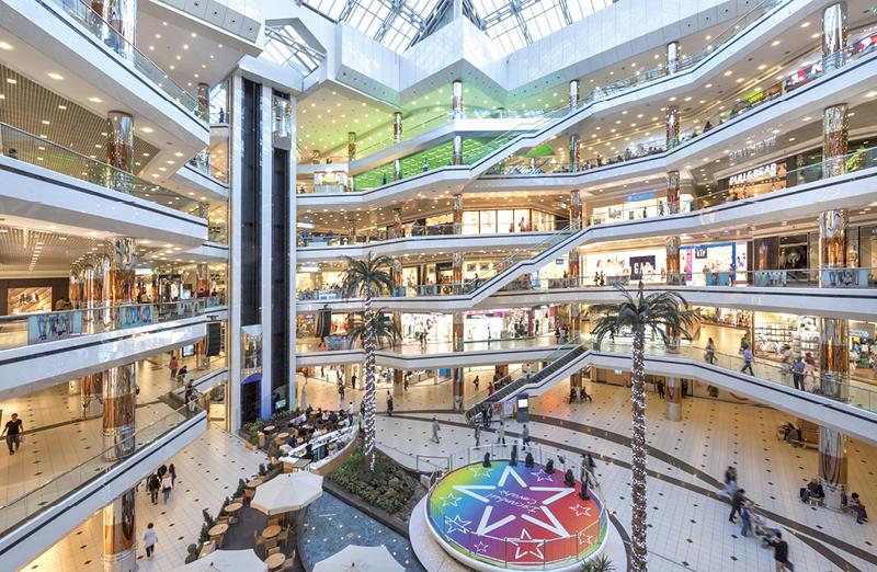 10 مرکز خرید بزرگ دنیا