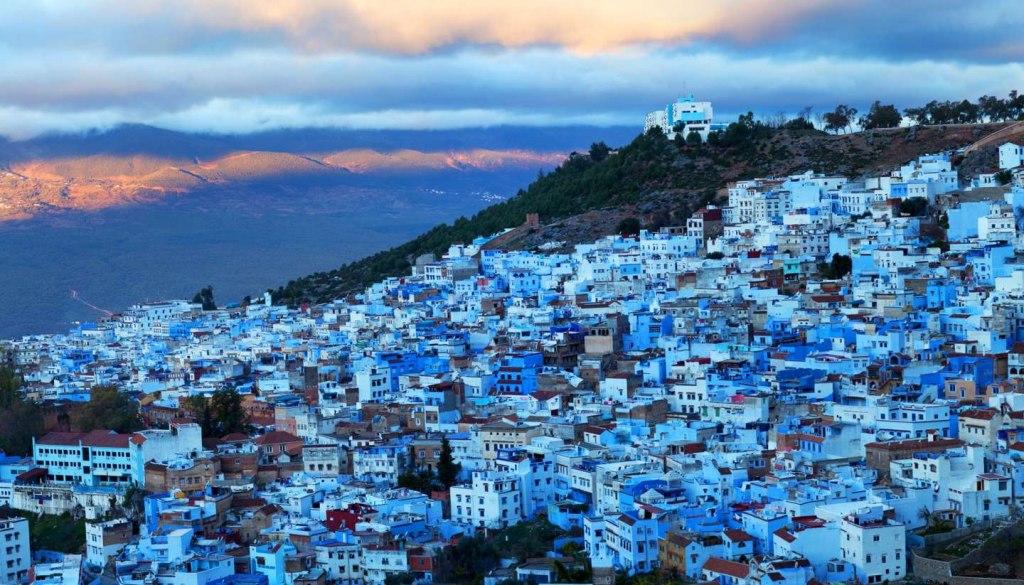 آب و هوای مراکش