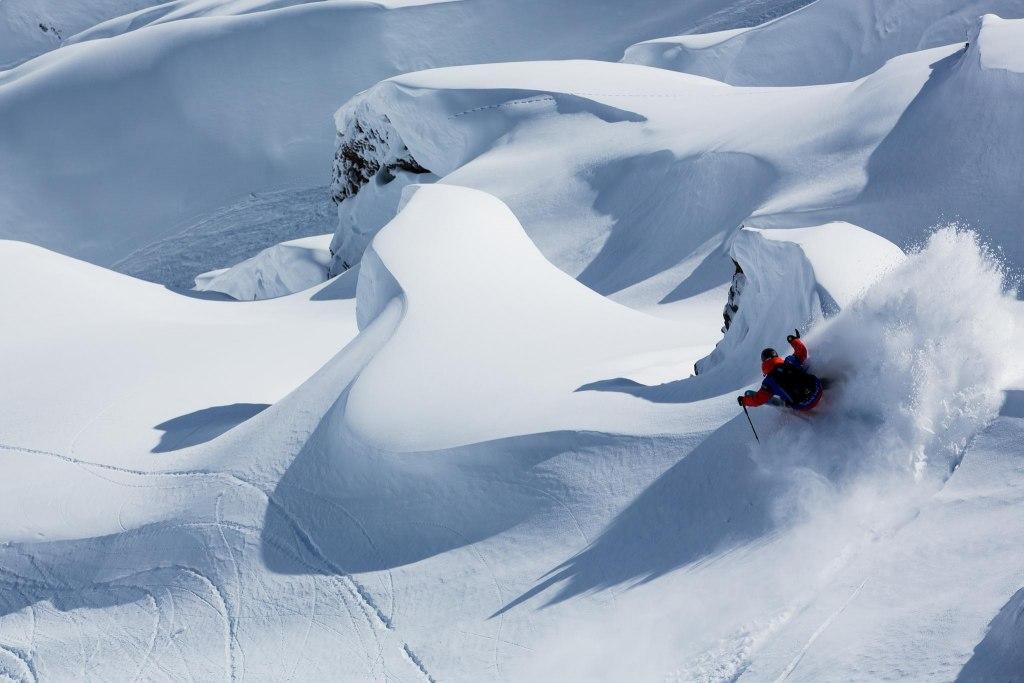 پیست اسکی Zermatt در سوئیس