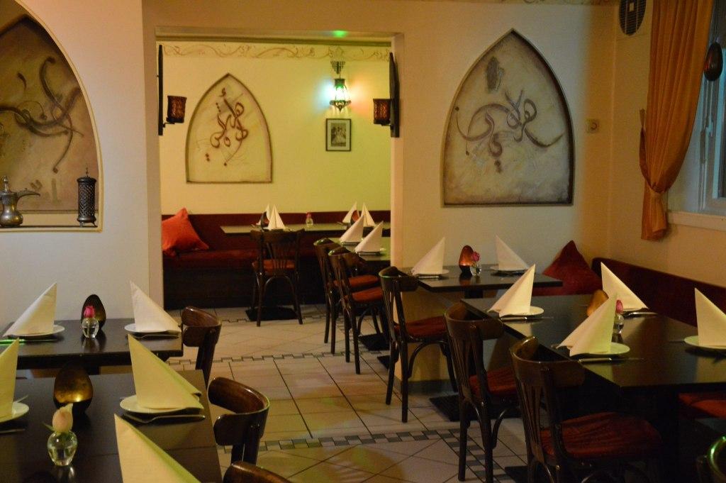 رستوران بکا