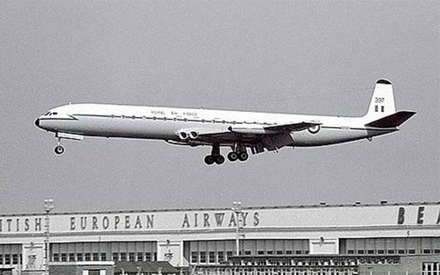 اولین حادثه های گردشگری با هواپیما