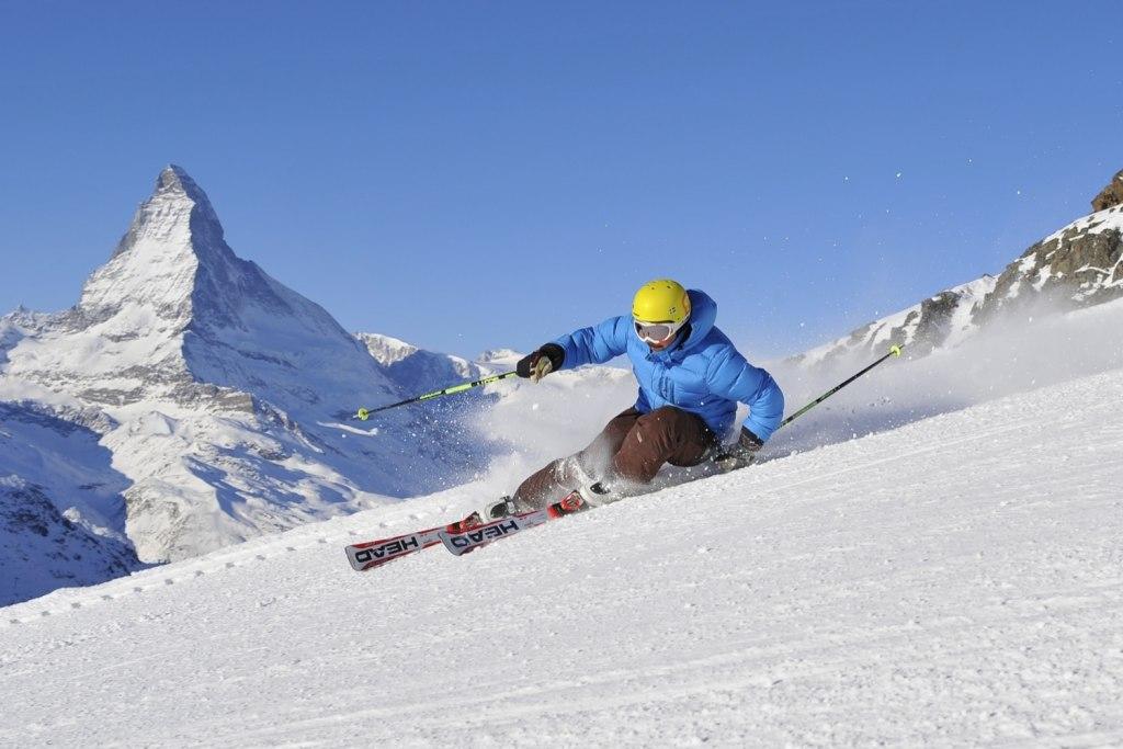نمی توانید حین اسکی کردن آواز بخوانید