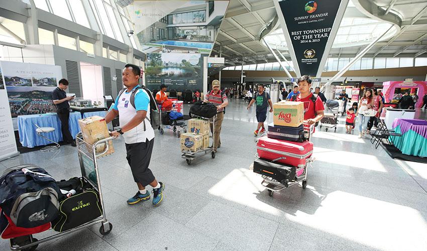 اقلام ممنوعه در سفر به مالزی