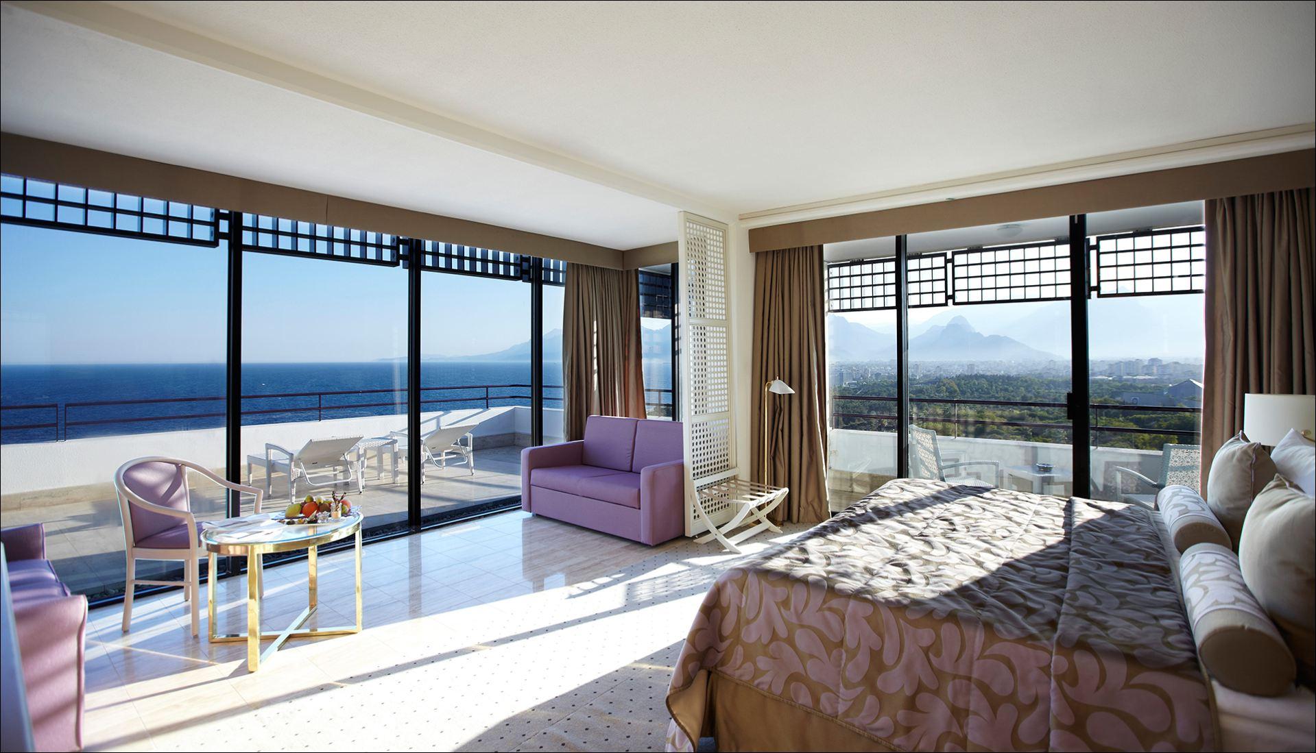 هتل های برتر آنتالیا