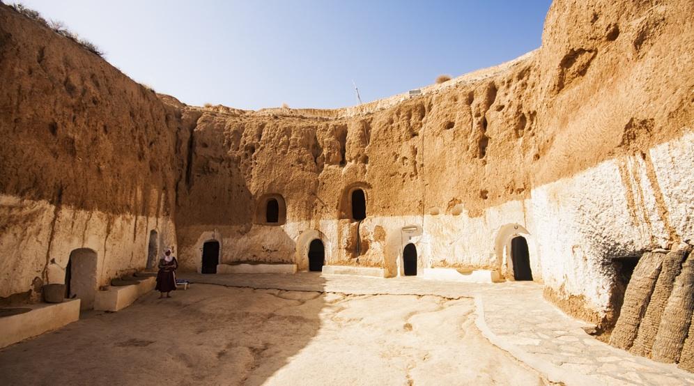 شهر ماتماتا در تونس