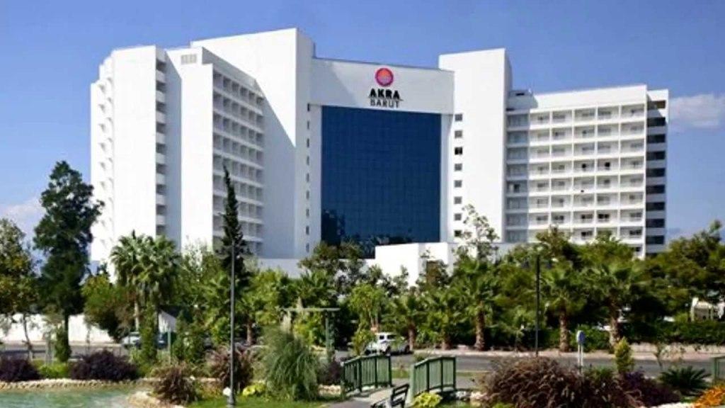 با 10 هتل برتر آنتالیا آشنا شوید