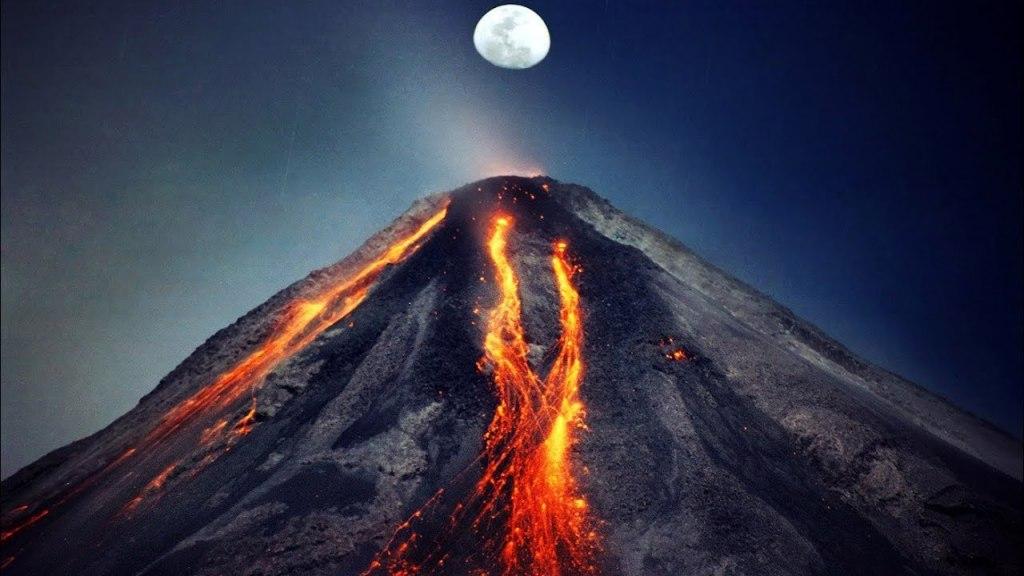آتشفشان سنتورینی
