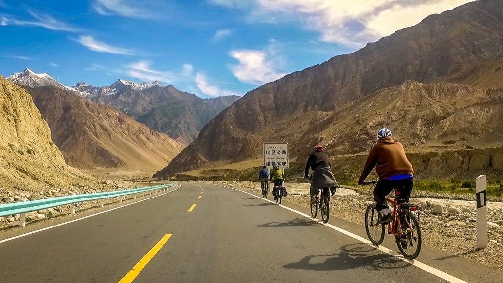 جاده کاراکورام چین و پاکستان