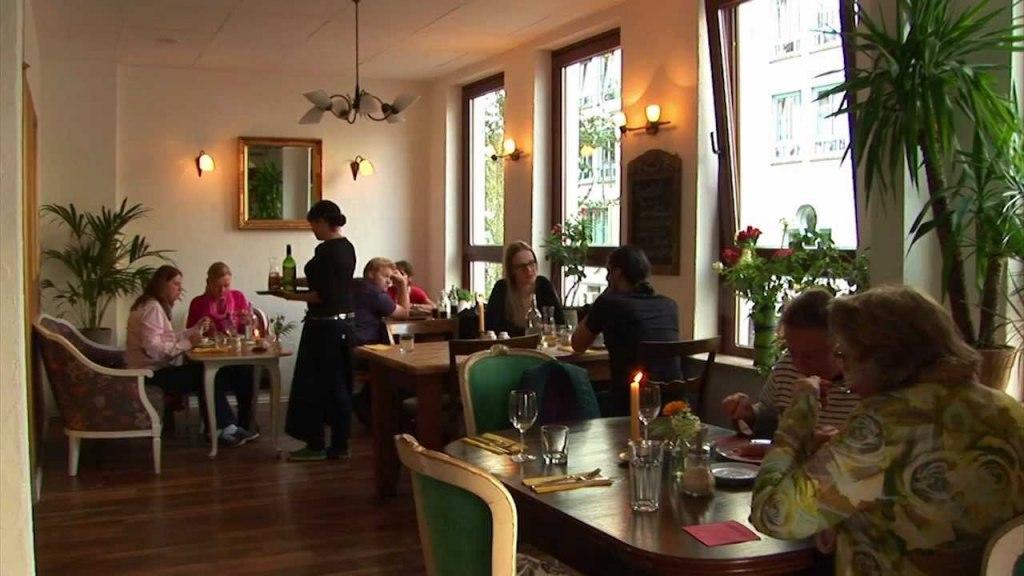 رستوران لیف