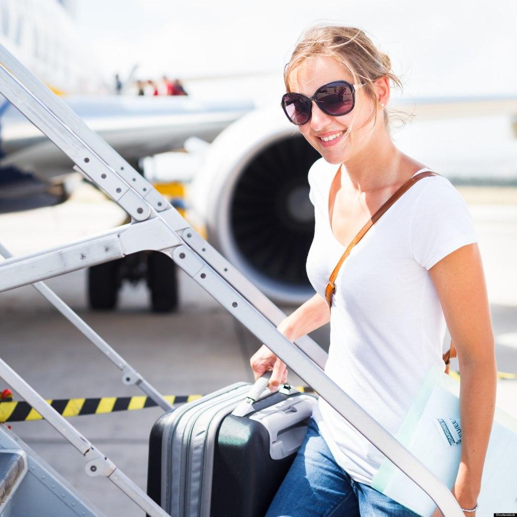 لباس های راحت در هواپیما