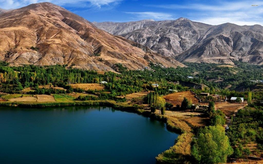 دریاچه ی اوان