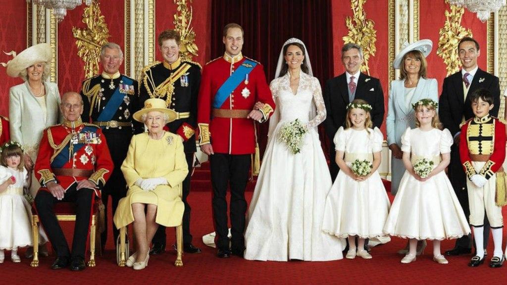 تفریحات خانواده سلطنتی انگلستان