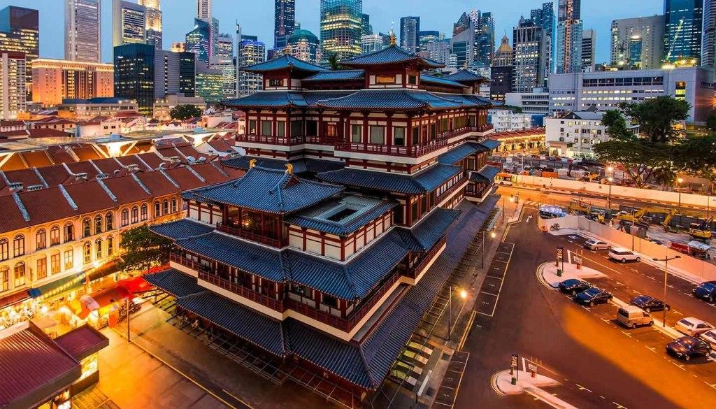 سنگاپور در آسیا