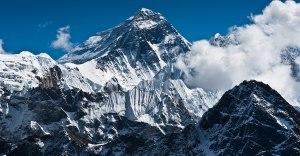 قله ی اورست