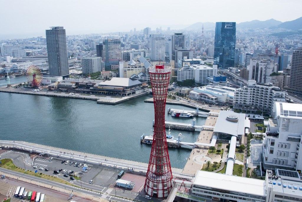 کوبه در ژاپن
