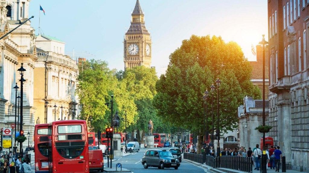 لندن در انگلستان