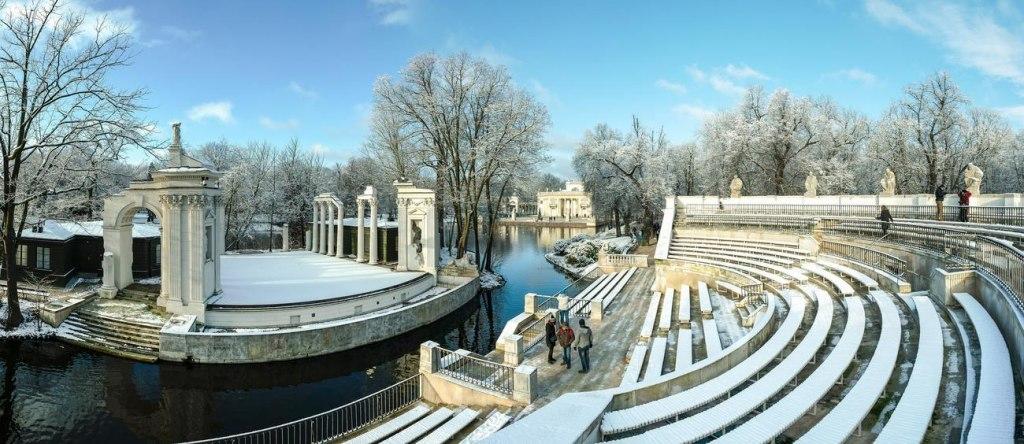 آمفی تئاتر پارک لازینکی