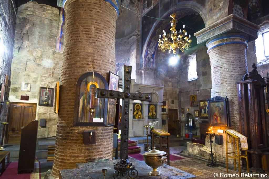 کلیسای آنچیسخاتی | Anchiskhati Basilica