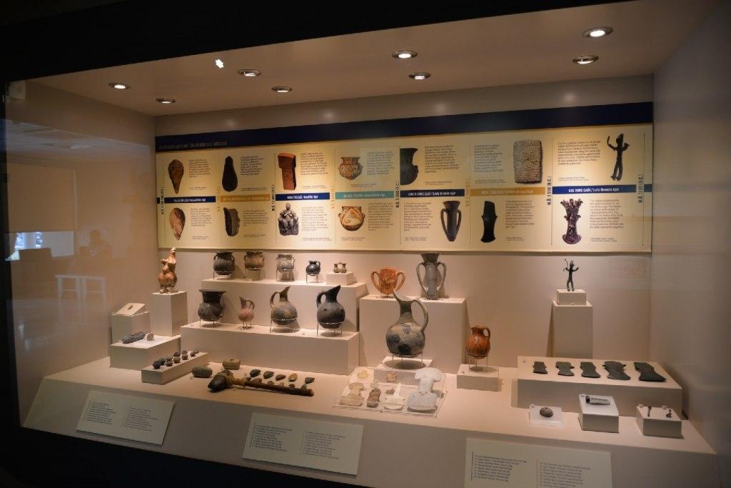 سالن آثار پیش از تاریخ