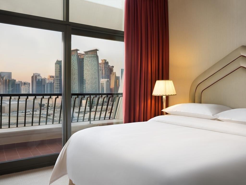 بهترین هتلهای قطر جهت اقامت