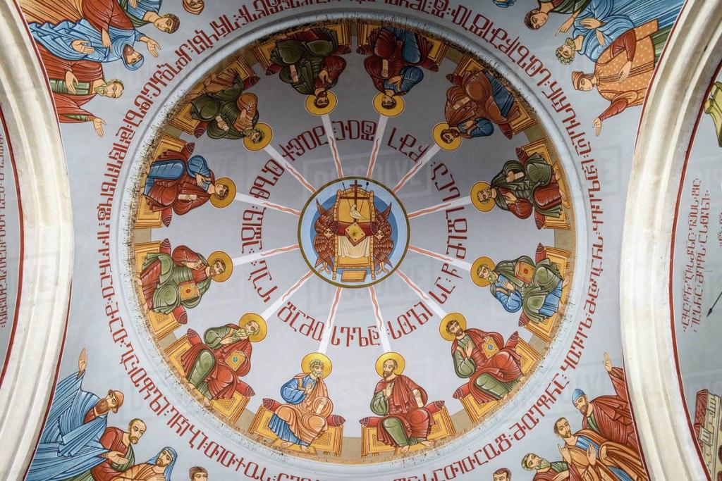 5 کلیسای دیدنی در تفلیس