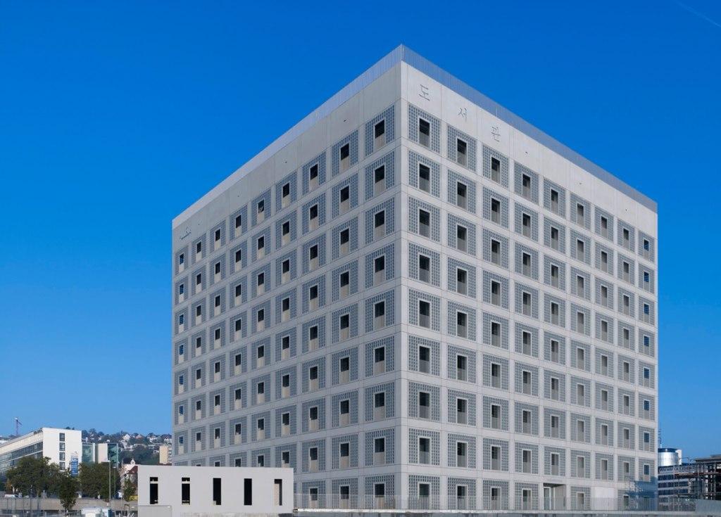 با کتابخانه شهر اشتوتگارت آلمان آشنا شوید!