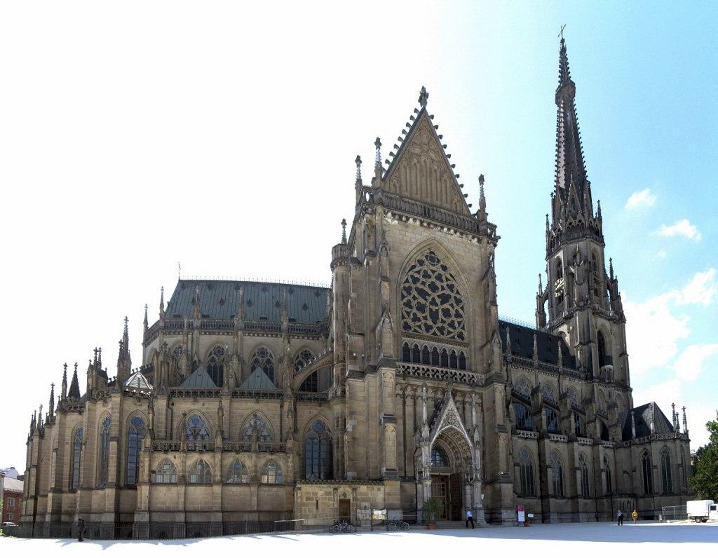 کلیسای سنت مری