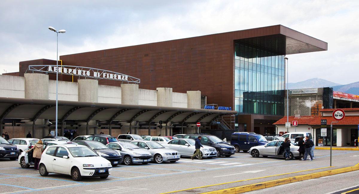 فرودگاه فلورانس