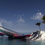 چرا هواپیماها سقوط می کنند؟