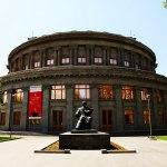 با خانه اپرای ارمنستان آشنا شوید!