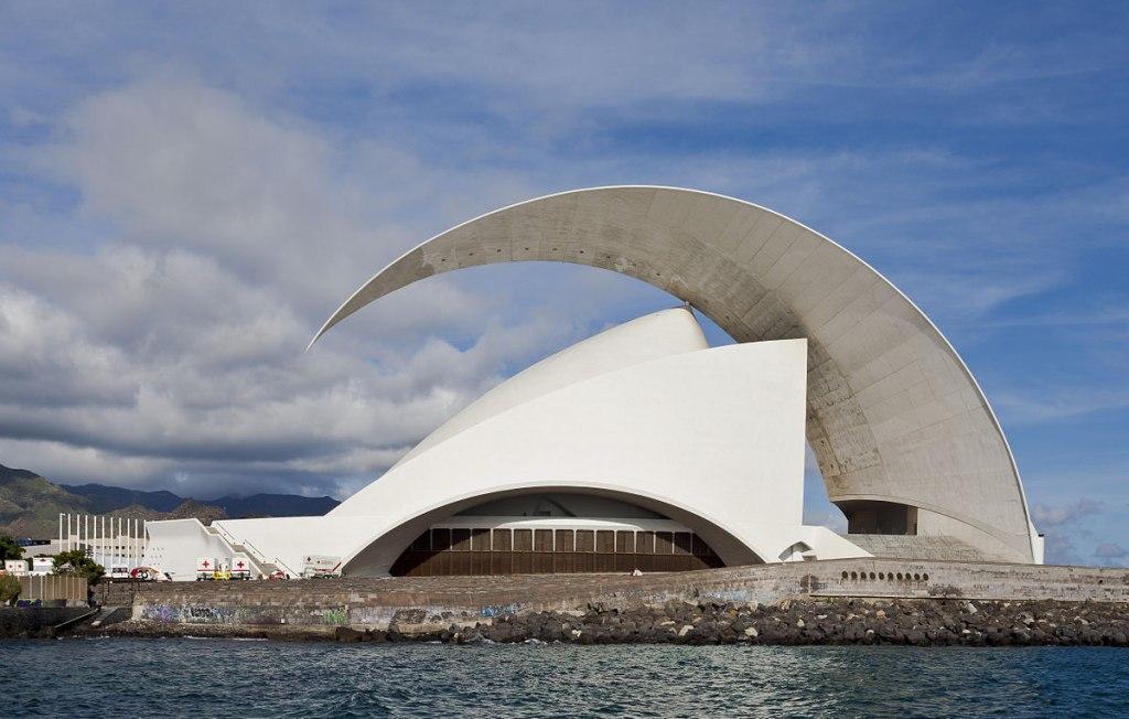 ساختمان اپرا، شاهکار معماری مدرن